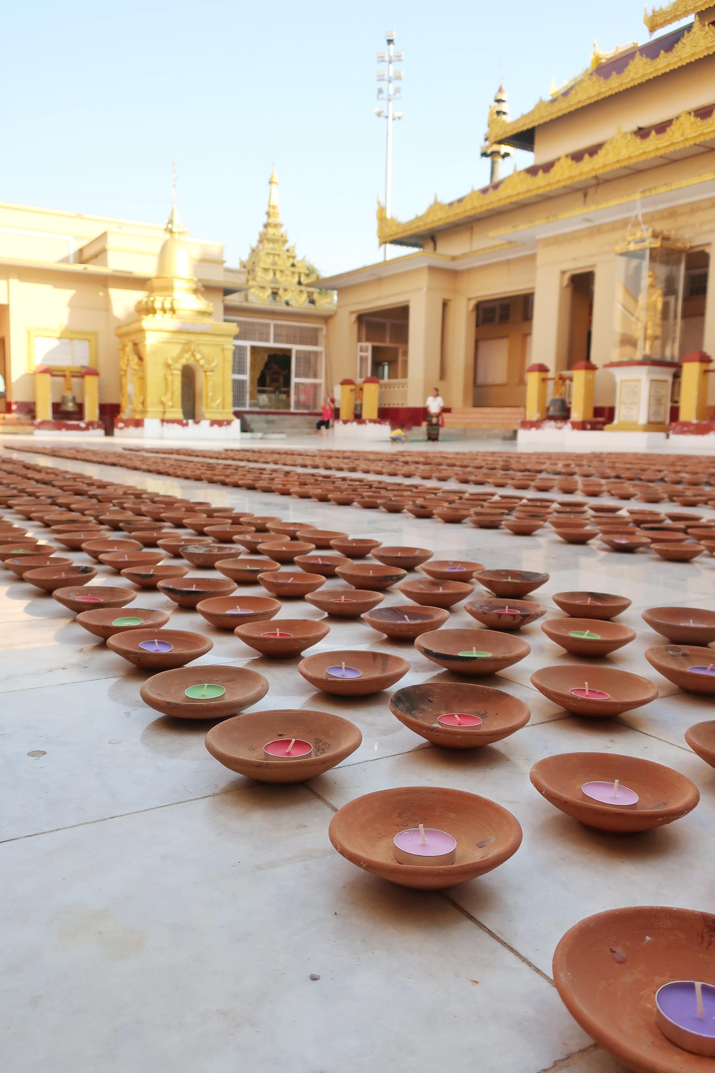 Bouddha or Mandalay