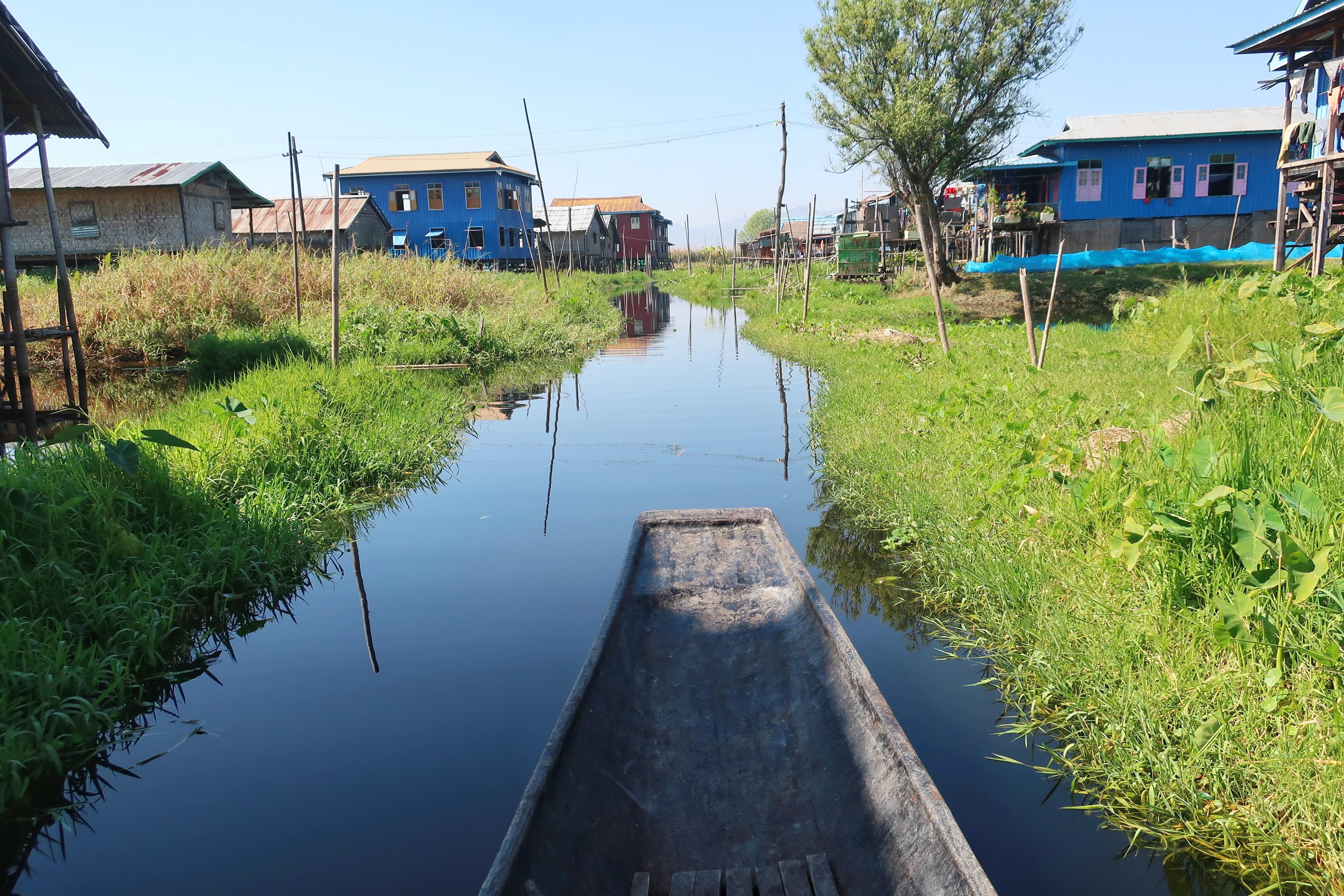 village flottants