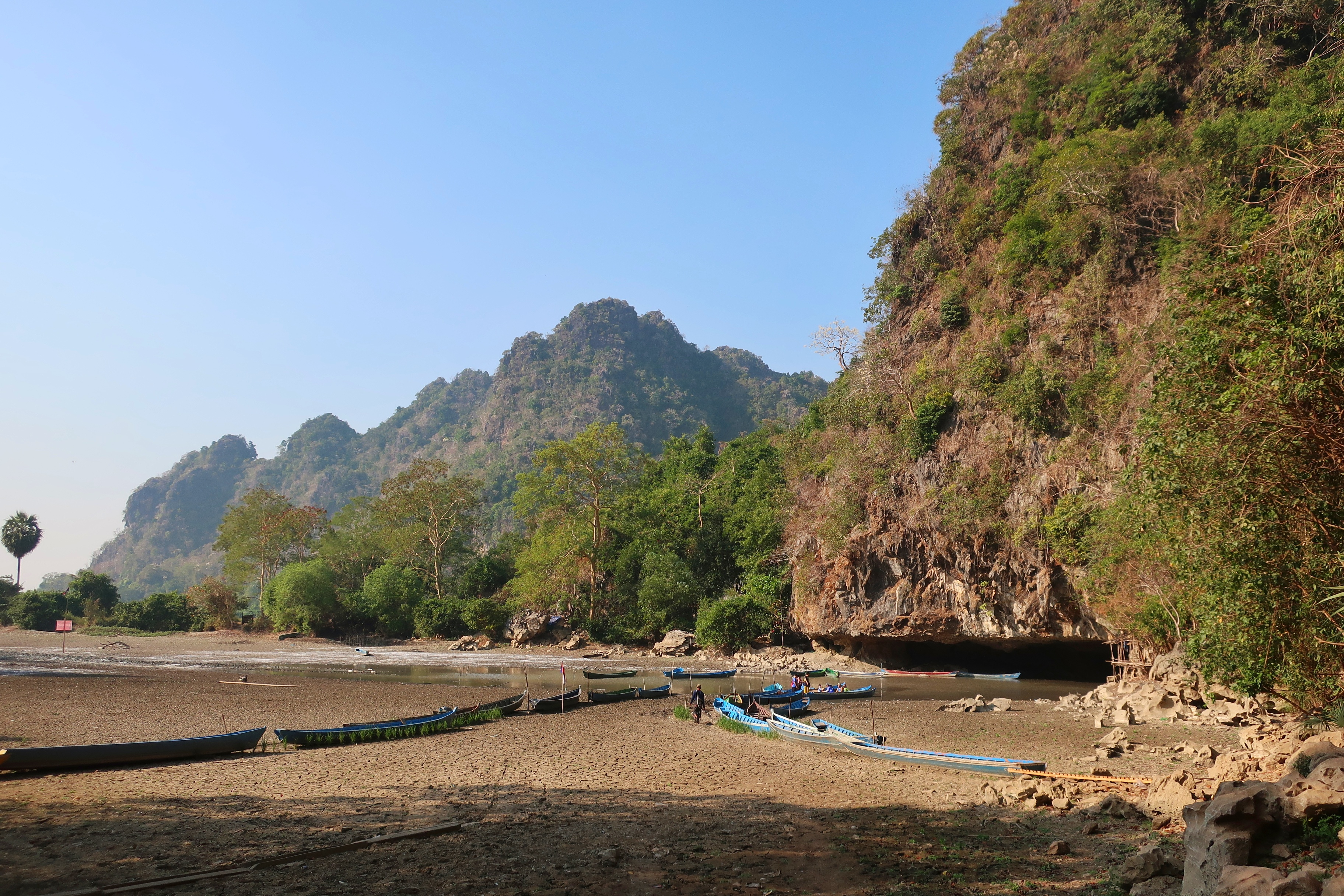 Grottes Hpa An