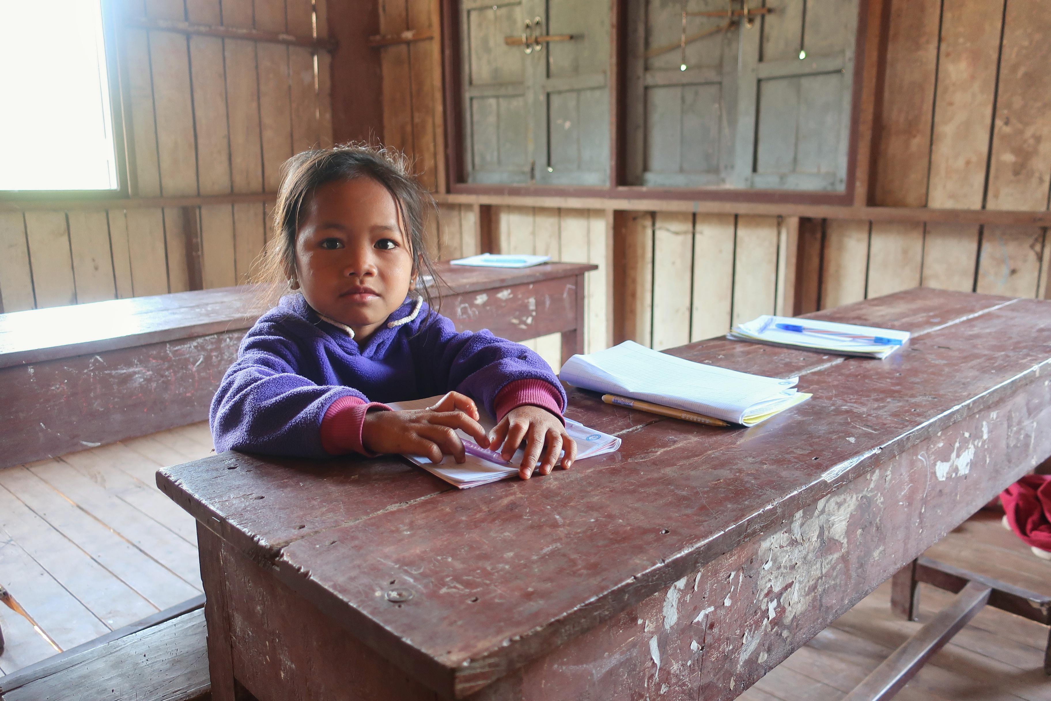 Ecole Nord du laos
